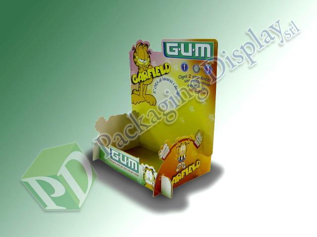 BA017 Gum Garfield