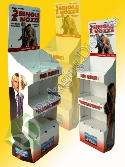 ET045 Automontante DVD Eagle Pictures