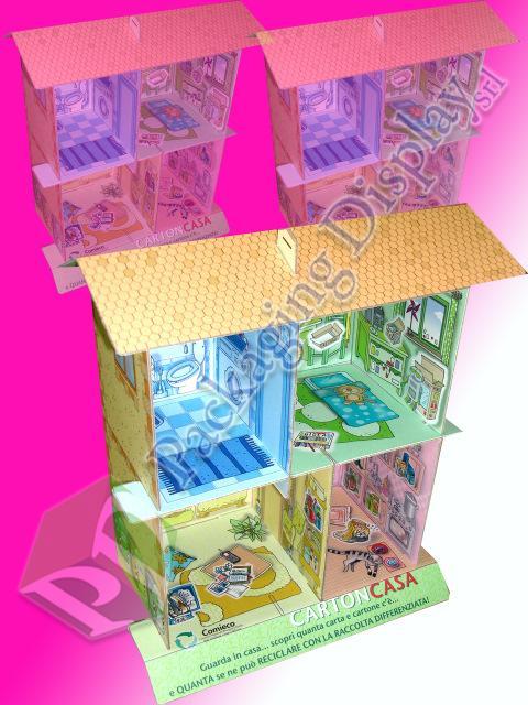 BA065 Comieco Carton Casa