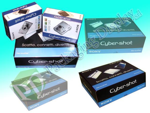BA069 Sony Cybershot