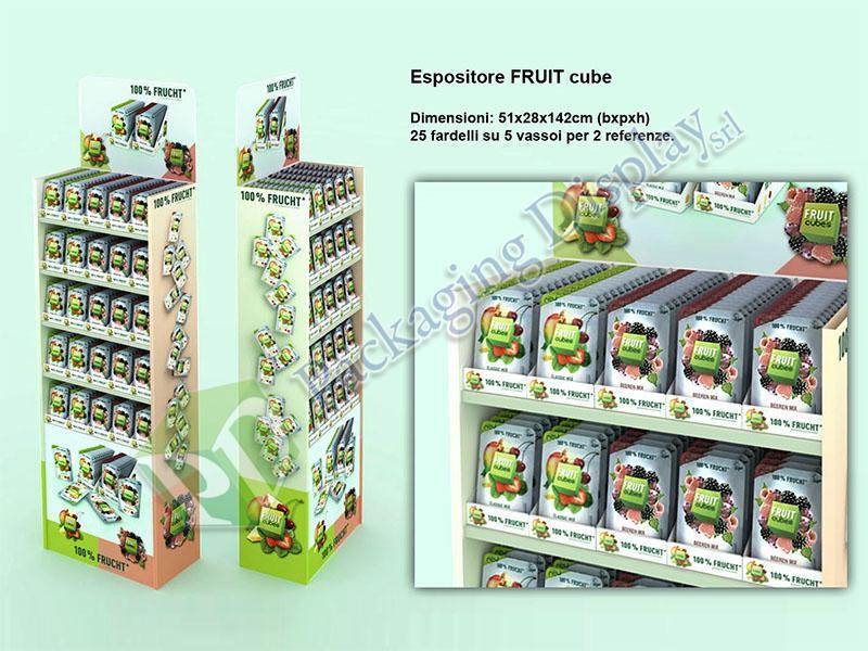 D3D 206 - Fruit Cube