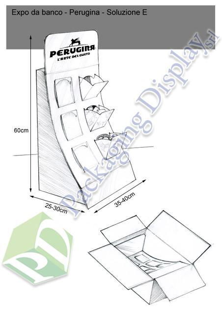 D3D032 Expo da banco Perugina