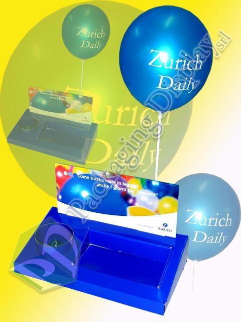 BA140 Expo Zurich Palloncini