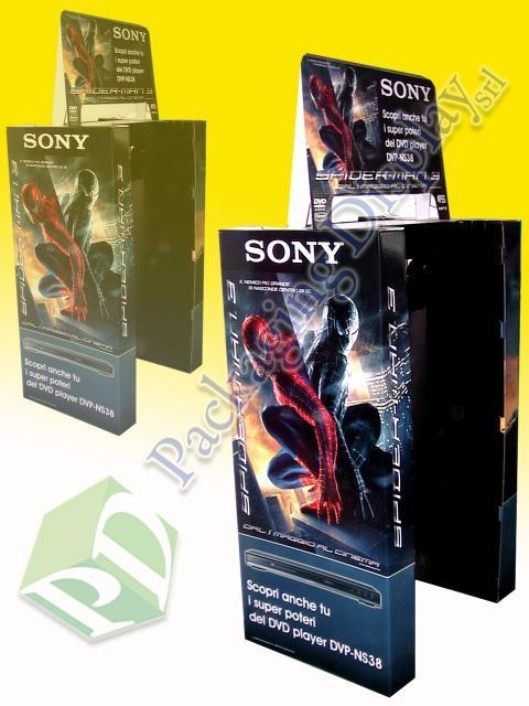 ET125 Sony Uomo Ragno