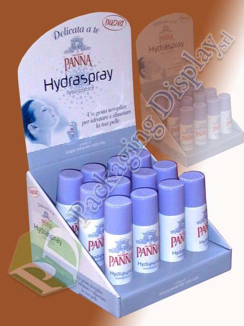 BA001 Acqua Panna Spray Banco