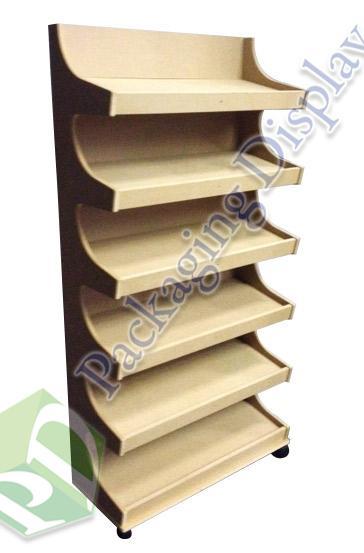 ED 200 - Espositore in legno