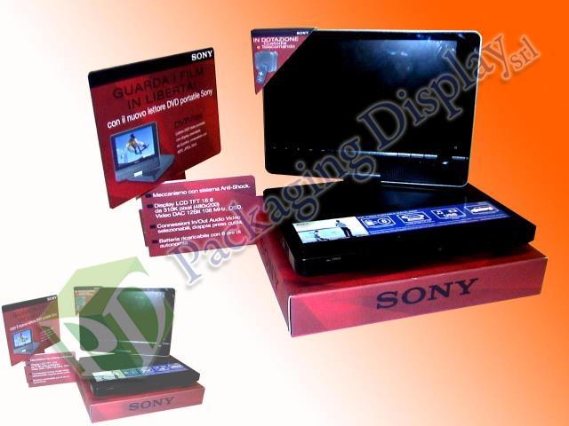 BA137 Expo lettore Sony DVD