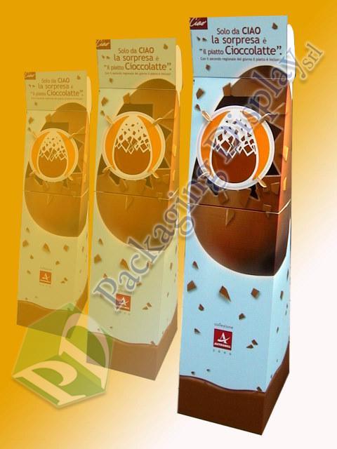 ET097 Ciao Piatto cioccolatte